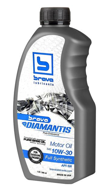 Brava Diamantis 10W30 Full-Sintetico (1qt/32oz)