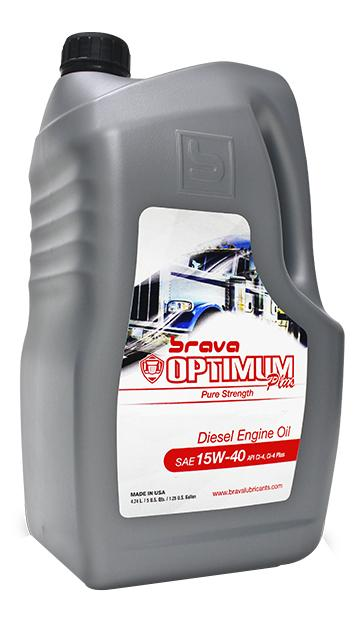 Brava Optimum Plus 15W40 CI-4+ Diesel 5L