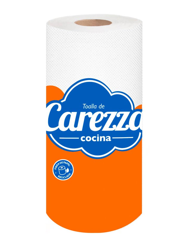 Carezza Papel Toalla 2-Ply