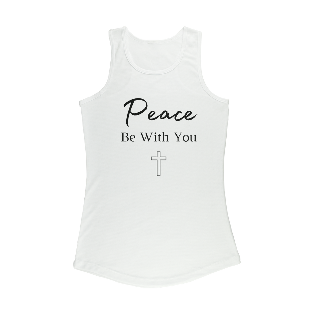Peace Be With You 2 Peace Be With You Women's Performance Tank