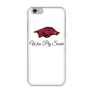 Woo Pig Sooie Fully Printed Glossy Phone Case