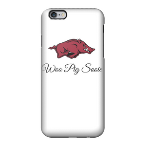Woo Pig Sooie Fully Printed Tough Phone Case