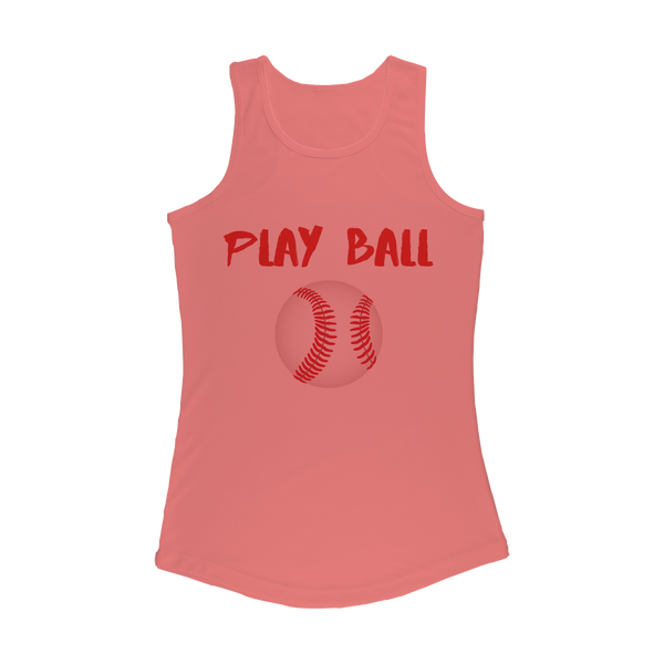 Play Ball 2 Play Ball Women's Performance Tank