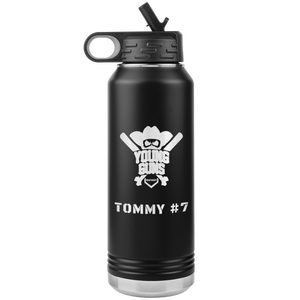 Tommy's Young Guns Water Bottle