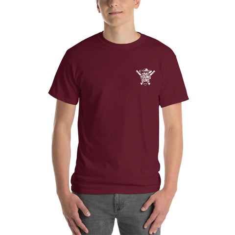 Maroon Young Guns Personalized Spirit Shirt