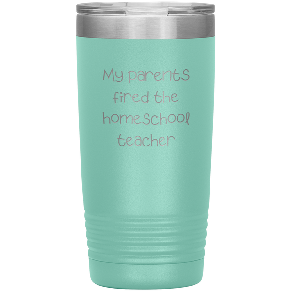 Funny Teacher's Tumbler