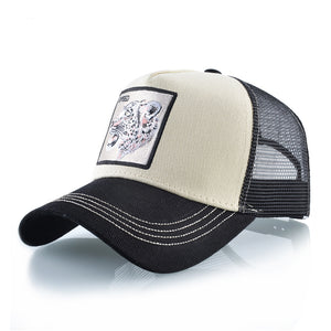 Leopardo Beige - WildLife Caps