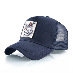 Gato Azul - WildLife Caps