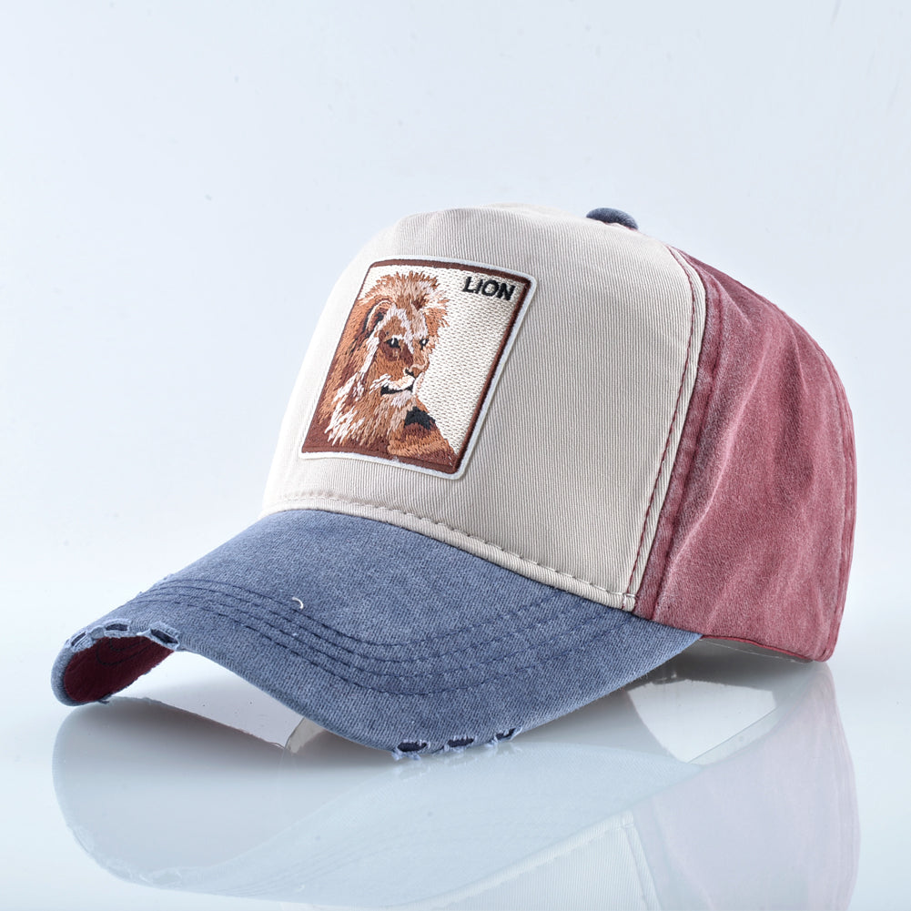 León Vintage - WildLife Caps