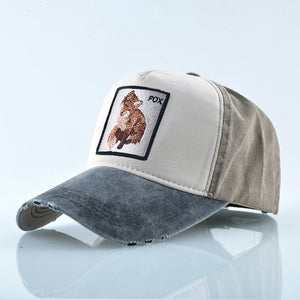 Zorro Vintage - WildLife Caps