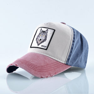 Lobo Vintage - WildLife Caps
