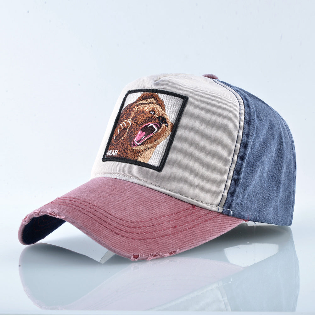 Oso Vintage - WildLife Caps