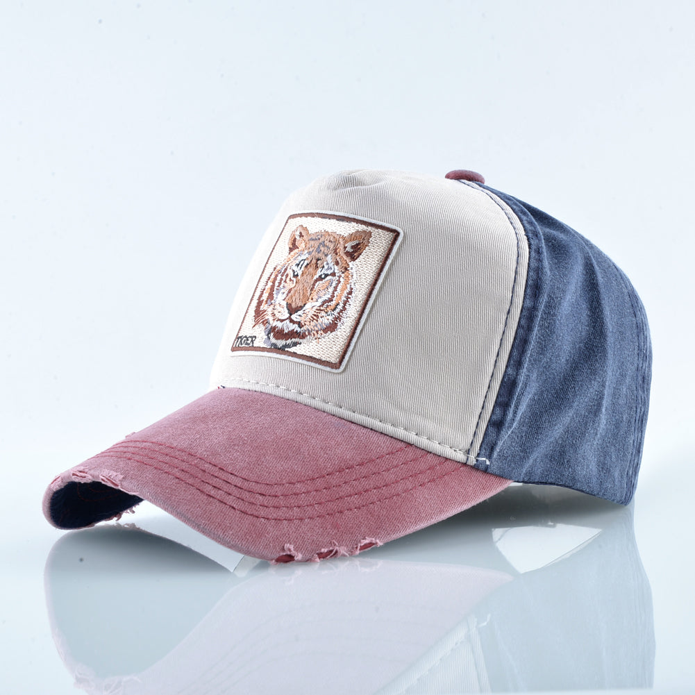 Tigre Vintage - WildLife Caps