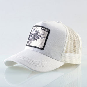 Toro Blanco - WildLife Caps