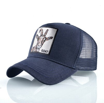 Cabra Azul - WildLife Caps
