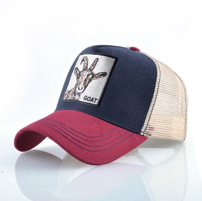 Cabra Roja - WildLife Caps