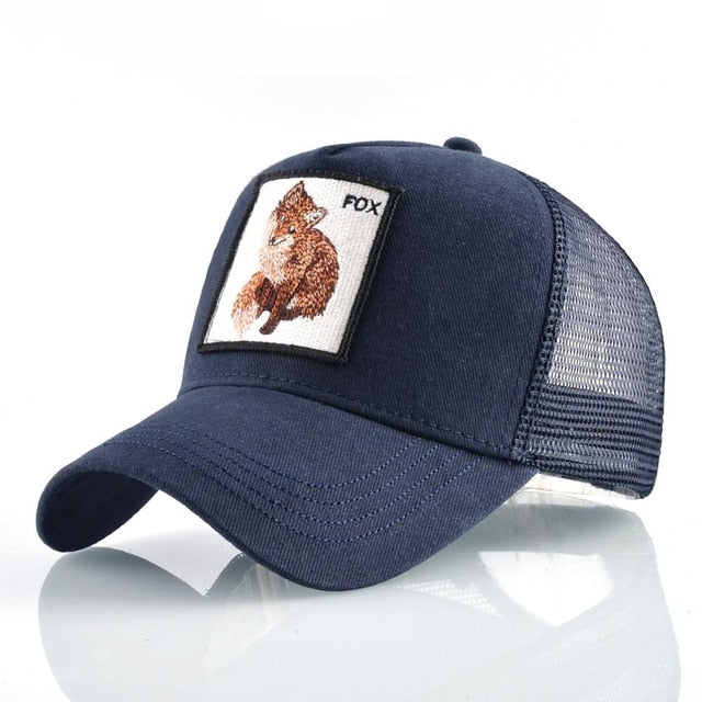 Zorro Azul - WildLife Caps