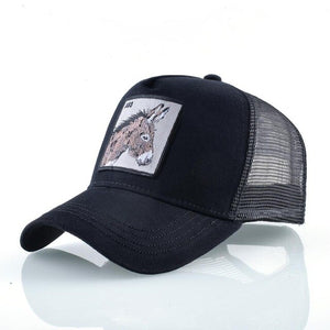 Burro Negro - WildLife Caps
