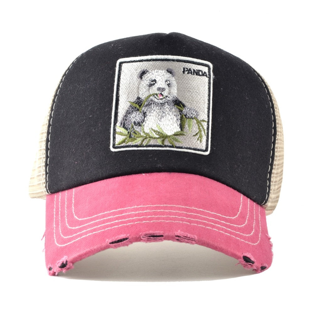 Oso Panda Informal - WildLife Caps