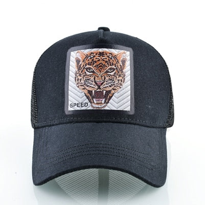 Jaguar Negro - WildLife Caps
