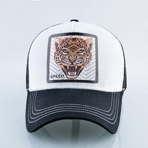 Jaguar Blanco y Negro - WildLife Caps