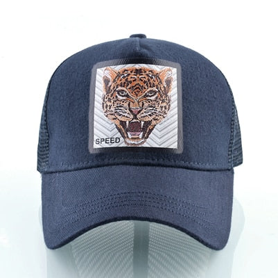 Jaguar Azul - WildLife Caps