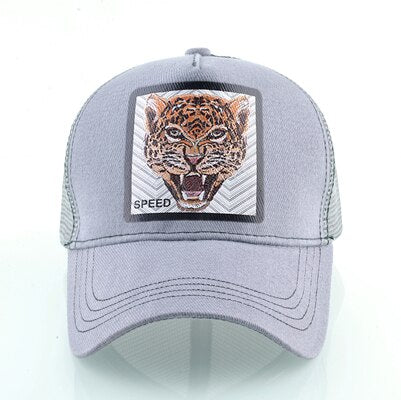 Jaguar Gris - WildLife Caps