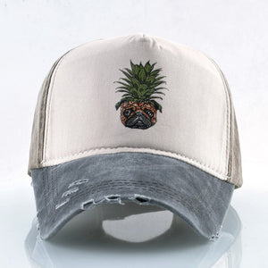 Bulldog con Piña - WildLife Caps