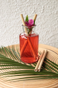 REUSABLE BAMBOO STRAW 2 PACK