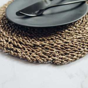 NATURAL SEAGRASS PLACE MAT