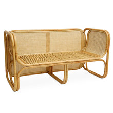 Load image into Gallery viewer, NATURAL CANE RATTAN  SOFA