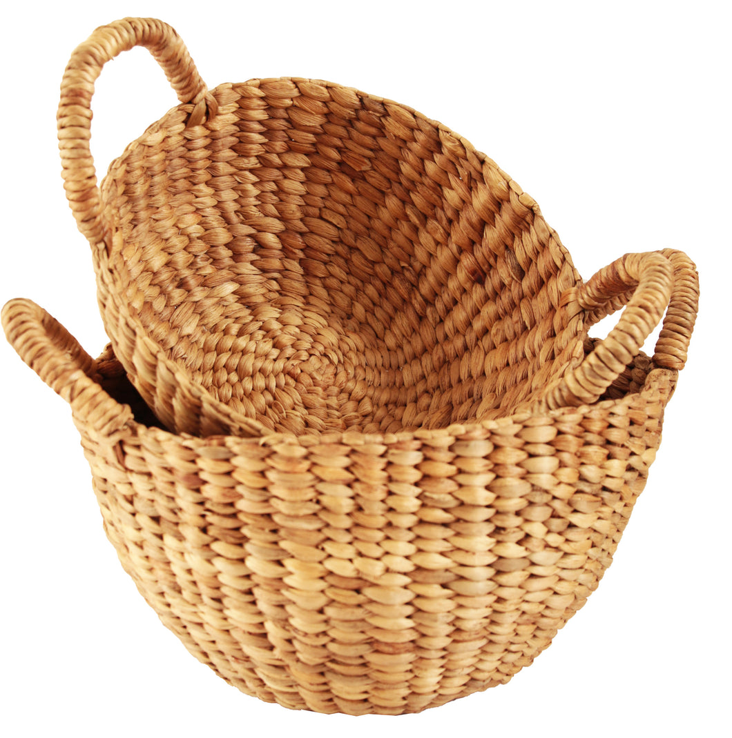 BANANA LEAF BASKET SET OF 2