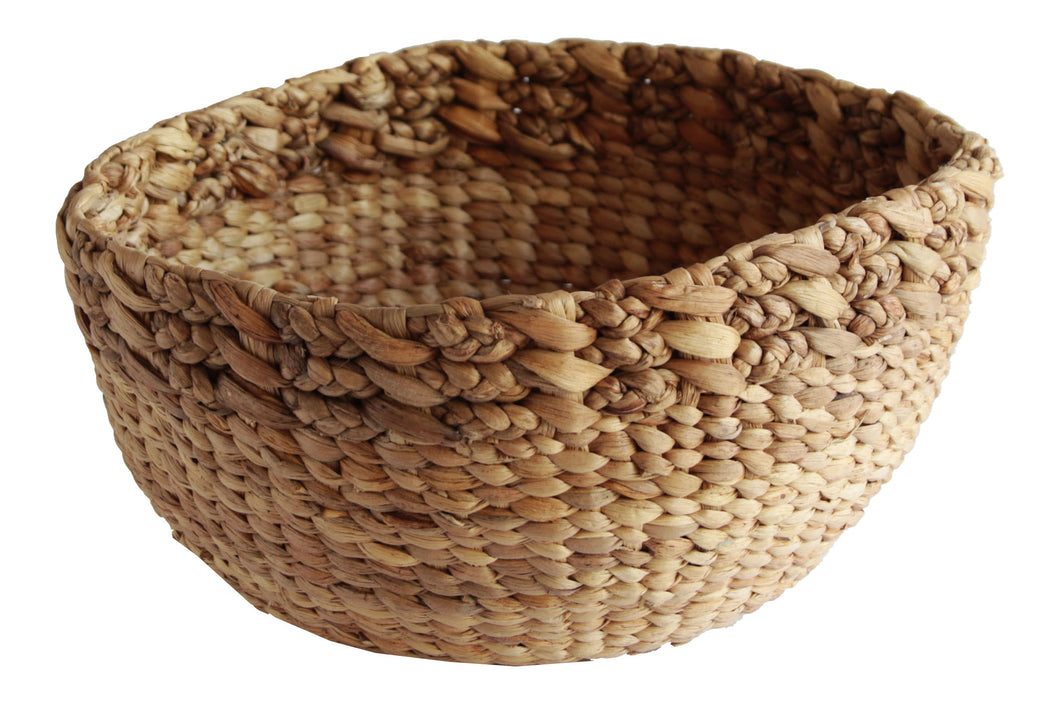 NATURAL BANANA LEAF BASKET