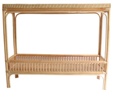 Load image into Gallery viewer, NATURAL RATTAN CONSOLE
