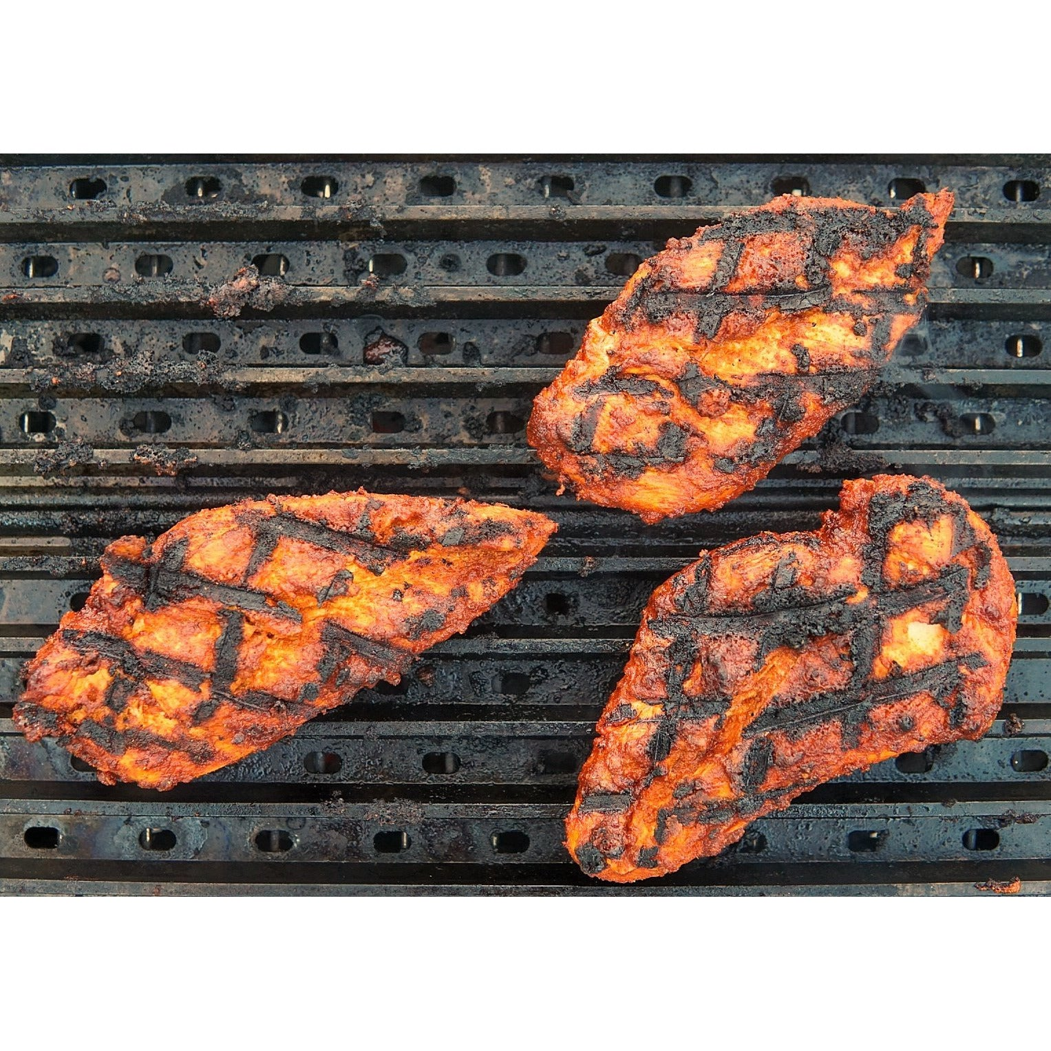 Tandoori chicken breasts
