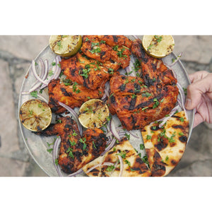 Tandoori chicken skinless