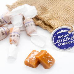 Sea Salt Caramel - Dallas Caramel Company