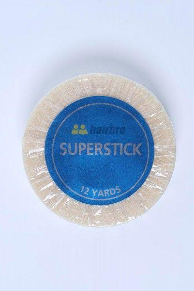 Super Stick White Double Side Hold 3/4