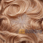 Load image into Gallery viewer, French Lace Front with Large Poly Back Hair Replacement System for Men
