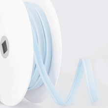 将图片加载到图库查看器,Flanged 10mm wide piping cord 2 mm 100% Cotton bias binding cut - Per Metre