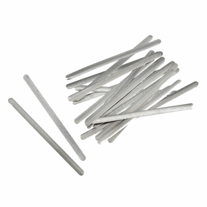 Aluminium Nose Bridge Clip strips / metal wires for facemask making/make your own.
