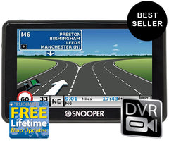 Truckmate SC5900 DVR G2 HGV Navigation with GPS, HD Dash Cam