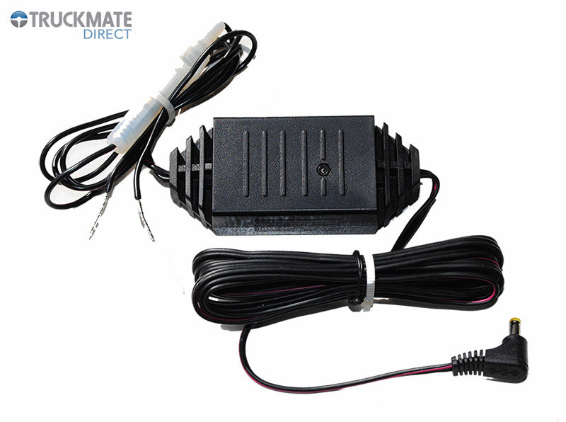 Hardwire power lead (For direct wiring to vehicle)