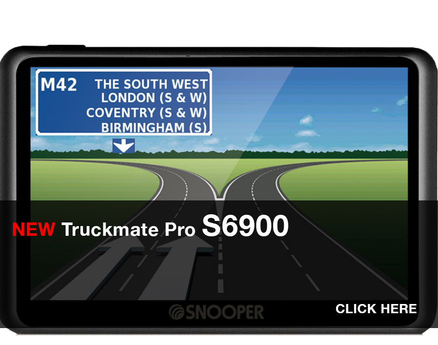 Truckmate S6900 with Active Magnetic Mount