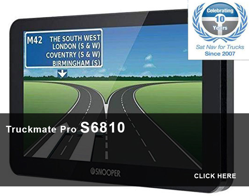 New S6810 Truckmate - 10th Anniversary Edition