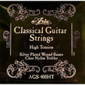 Aria Guitars AGS400HT High Tension Classical Strings-Wall To Wall Music Livingston
