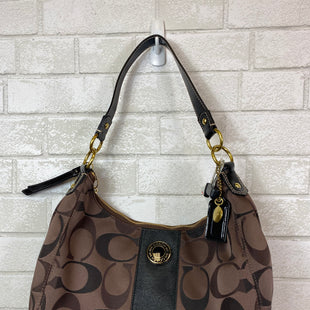 Primary Photo - BRAND: COACH STYLE: HANDBAG DESIGNER COLOR: BROWN SIZE: LARGE OTHER INFO: AS IS SKU: 283-28389-43216