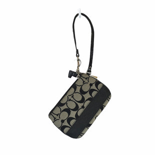 Primary Photo - BRAND: COACH STYLE: WRISTLET COLOR: BLACK SKU: 283-28388-20380