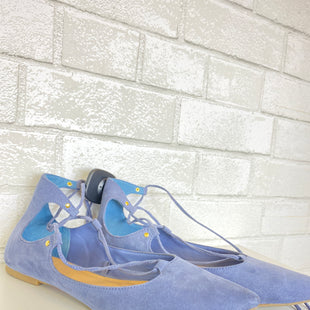 Primary Photo - BRAND: OLD NAVY STYLE: SHOES FLATS COLOR: PERIWINKLE SIZE: 7 SKU: 283-283149-3781
