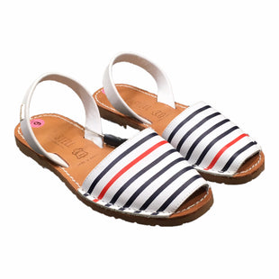 Primary Photo - BRAND:   CASTELLSTYLE: SANDALS FLAT COLOR: WHITE SIZE: 9 SKU: 283-283149-9851